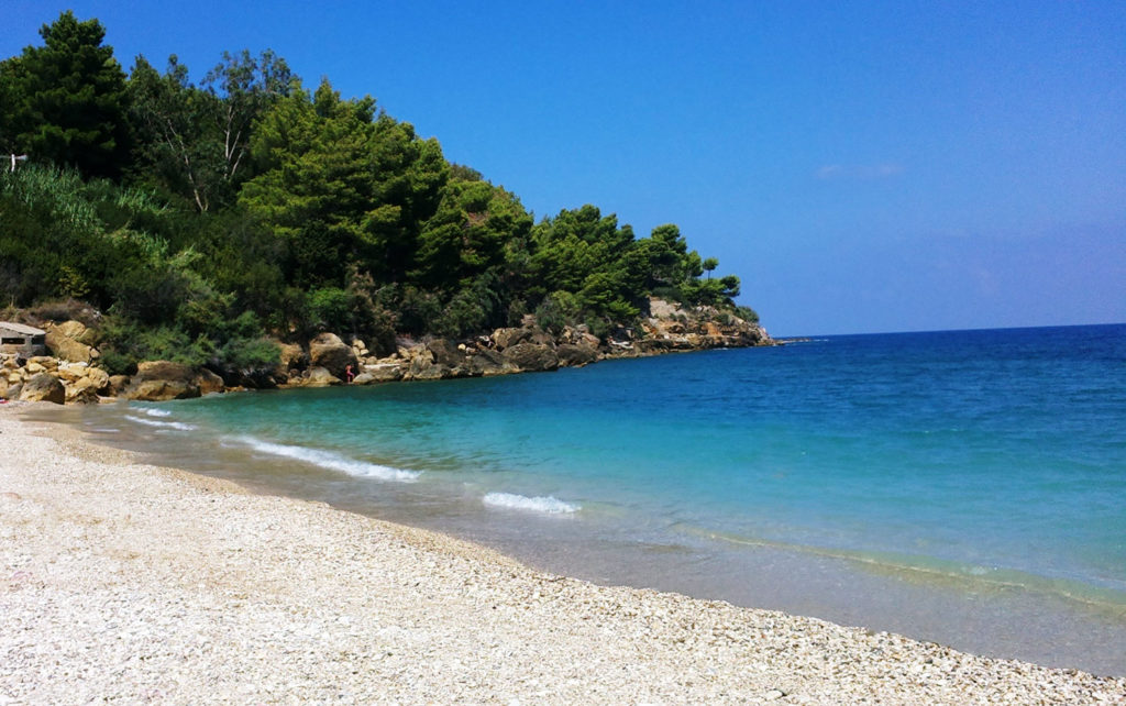 Spiaggia di Guidaloca